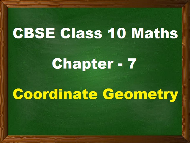 CBSE Class 10 Maths Extra Questions and Answers Chapter 7