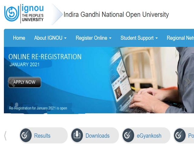 IGNOU Recruitment 2021: Apply for Chair Professor Posts