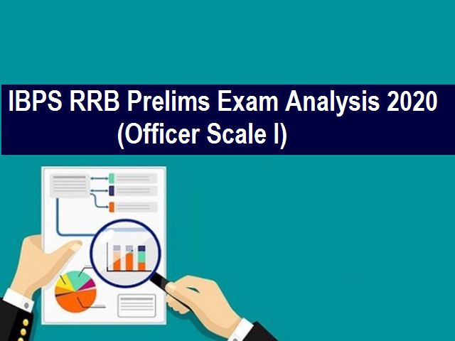 IBPS RRB PO Exam Analysis 2020