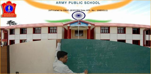 Army Public School Mumbai Recruitment 2021