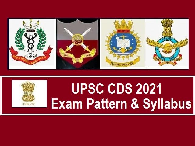 UPSC CDS 2021