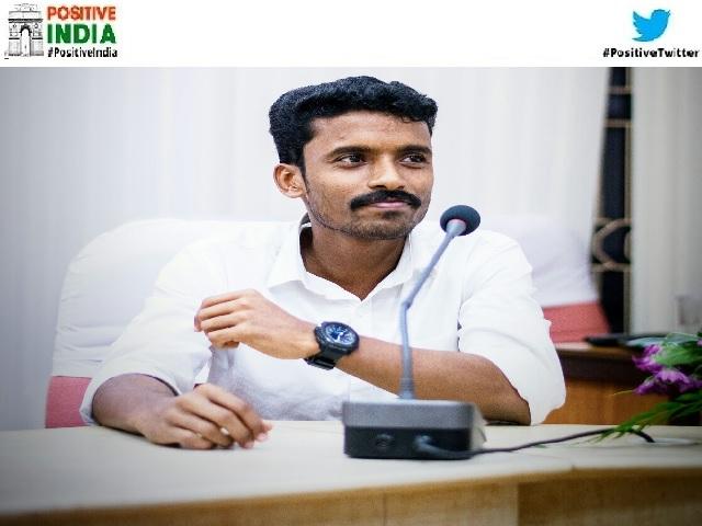 Positive India: कभी थे एक नाइट वॉचमैन, कड़ी मेहनत से अब बन गए हैं IIM में असिस्टेंट प्रोफेसर - जानें रंजीथ रामचंद्रन की उल्लेखनीय कहानी