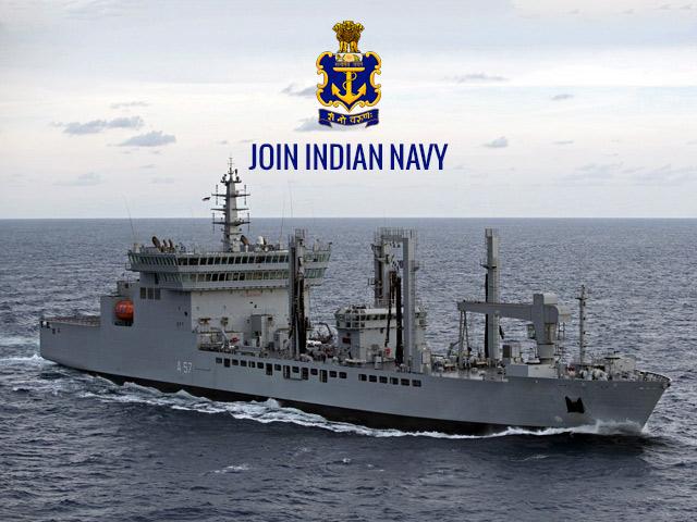 Indian Navy SSR AA Recruitment 2021