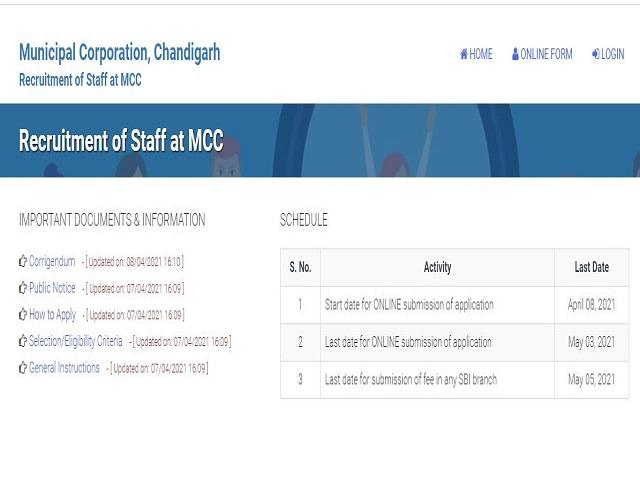 Municipal Corporation of Chandigarh