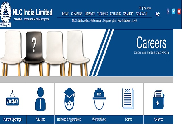 NLC Recruitment 2021