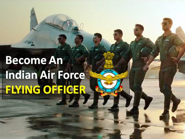 Join Indian Air Force as Flying Officer (AFCAT, NCC, UPSC NDA/CDS 2021 Recruitment Exams): Check Eligibility to Become IAF Flying Officer after 12th/Graduation, Know Salary & Ranks