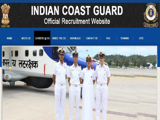 Coast Guard Group B Recruitment 2021