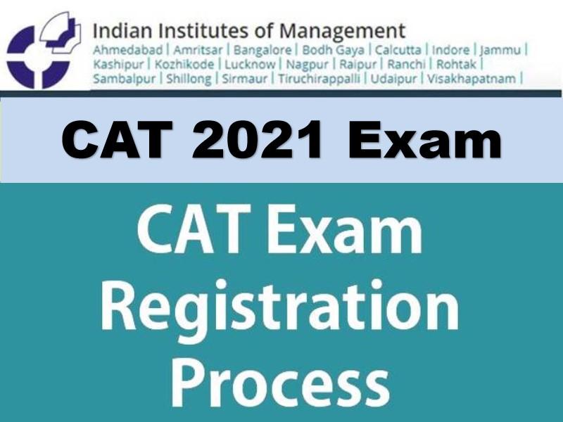 CAT REGISTRATION 2021