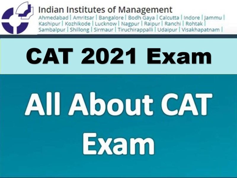 CAT 2021 - All About CAT exam