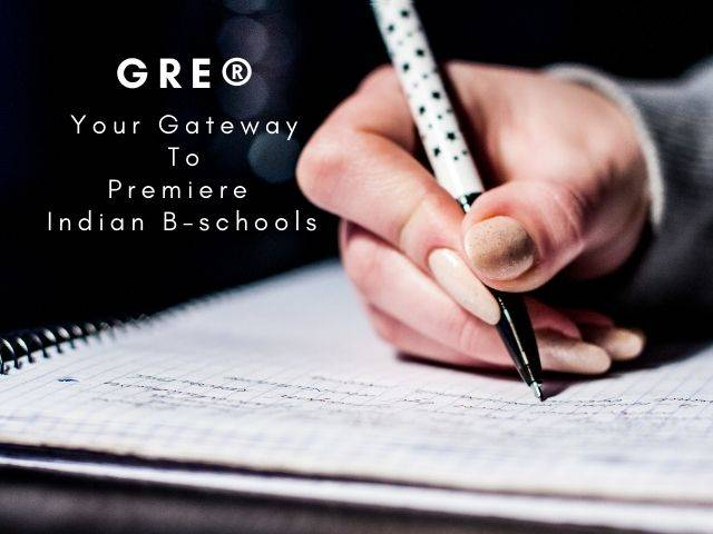 Premiere Indian B-schools Show a Strong Preference for GRE® Test Scores | Expert Speak | Alberto Acereda