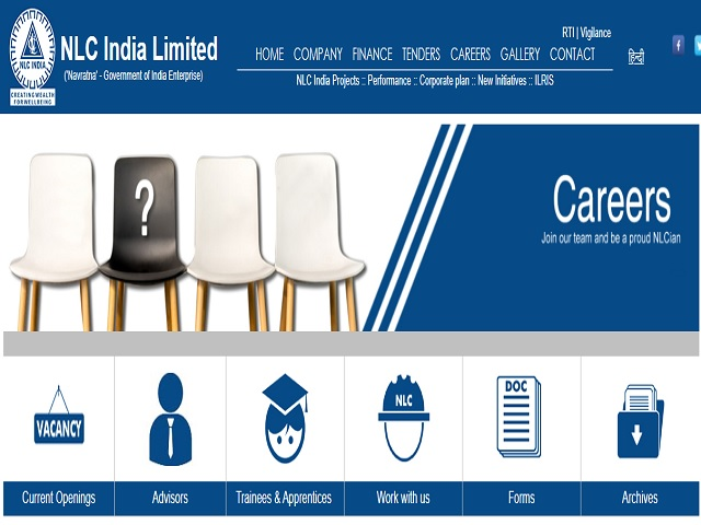 NLC Recruitment 2021: Apply Apprentice (Fitter, Turner, Mechanic, DEO & Other) Posts