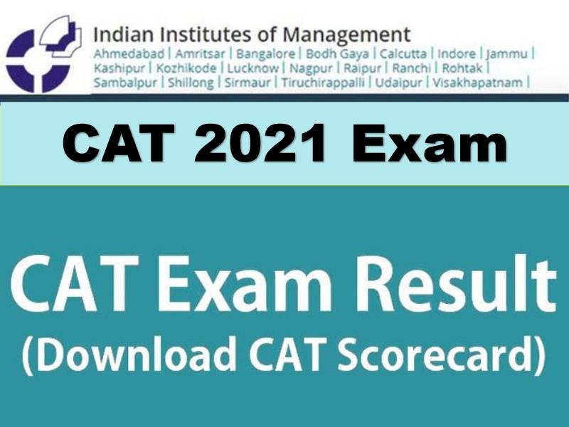 CAT 2021 RESULT
