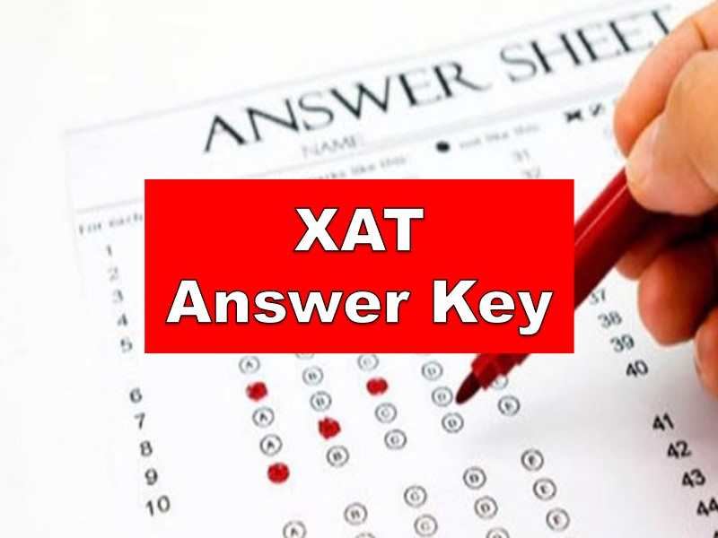 XAT 2021 Answer Key - Download Now