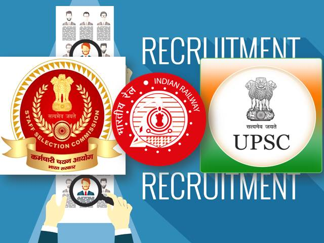 SSC/RRB/UPSC 2021 Recruitment Update: 8.72 lakh Vacant Posts in Central Govt Departments said Minister of State for Personnel Jitendra Singh