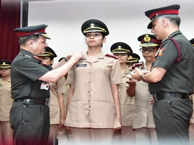 Militry Nursing Service 2021