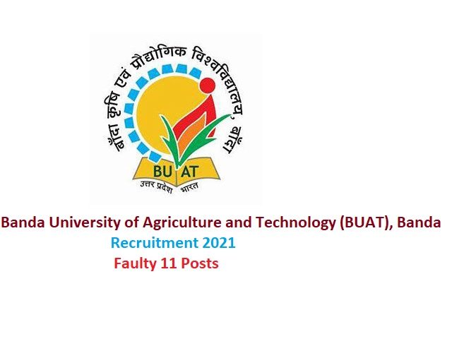 BUAT Recruitment 2021: Apply for Faculty Posts