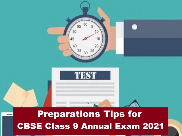 CBSE Class 9 Annual Exam 2021: Tips to Write Offline Exam