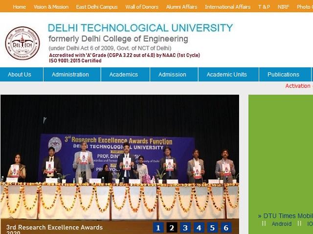 DTU Teaching Recruitment 2021