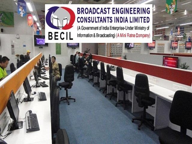 BECIL Senior Programmer Recruitment 2021