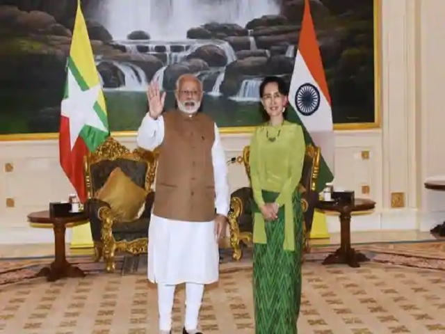 India-Myanmar Bilateral Relations At A Glance