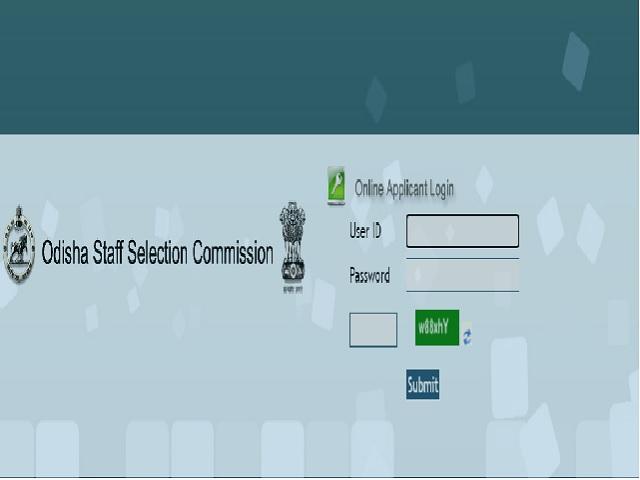 OSSC Primary Investigator Mains Admit Card 2021
