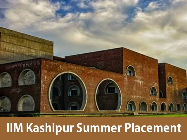 IIM-Kashipur Completes 100% Placement
