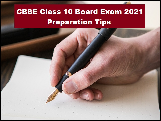 CBSE Class 10 Board Exam 2021 - Check the Best Study Plan for Last Three Months