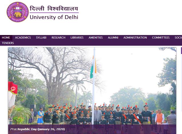 Hansraj College Teaching Recruitment 2021