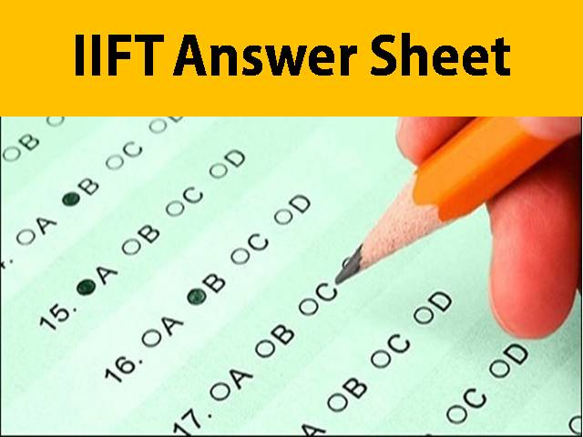 IIFT 2021 Answer Key Expected to be Out Soon, Download