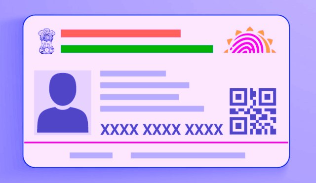 Information about making Changes in Your Aadhar Card Details