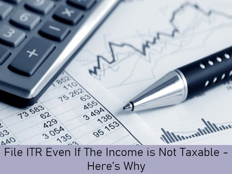 ITR filing Benefits