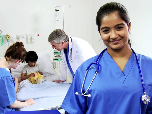 OMCL Staff Nurse Recruitment 2021