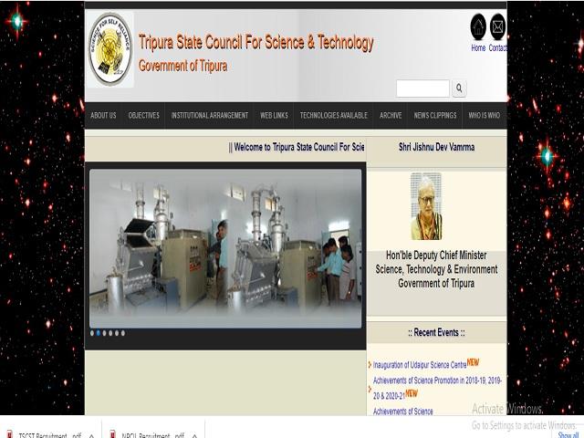 TSCST Recruitment 2021: Apply Project Coordinator – II, III, Project Asst, Filed Worker/ Helper Posts