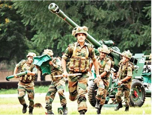 Territorial Army Recruitment 2021