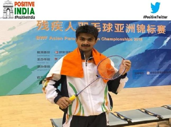 Positive India: टोक्यो पैरालंपिक में नोएडा के डीएम का चयन; ऐसा करने वाले देश के पहले IAS