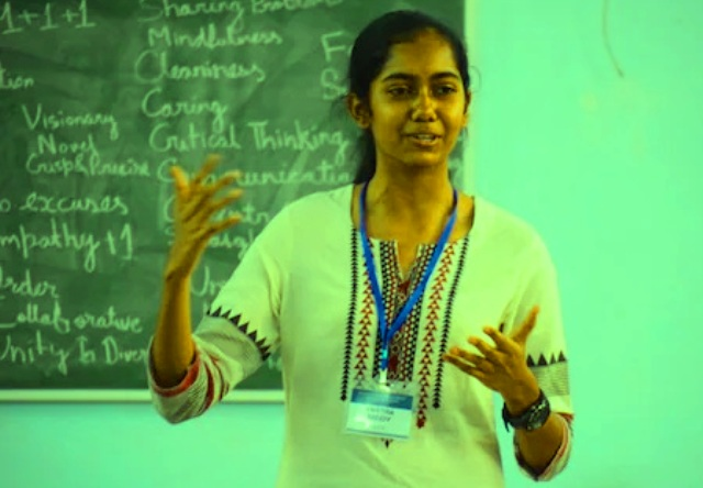Swetha Reddy won Rs 2 Crore Scholarship and Dyer Fellowship at Lafayette College