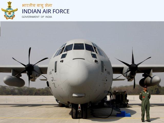IAF Receuitment 2021