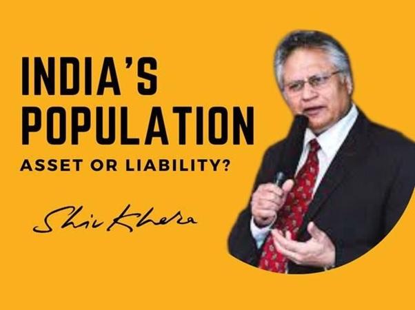 India's Population – Asset or Liability? | Expert Speak | Shiv Khera