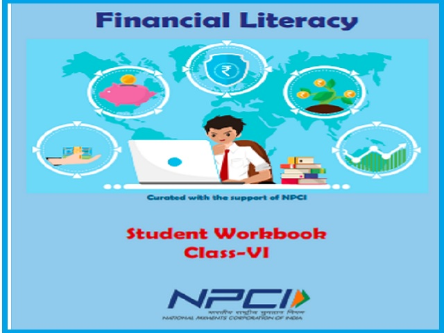 Financial Literacy Curriculum By CBSE & NPCI: Download Workbook of Class 6 & Check Complete Details