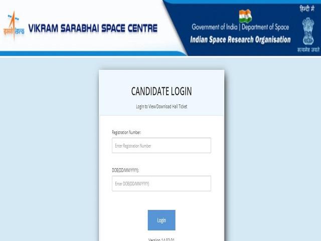 ISRO VSSC Admit Card 2021