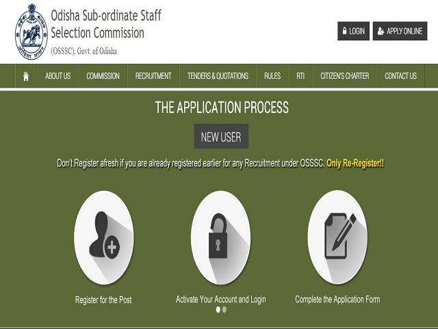 OSSC Jr Assistant Answer Key 2021