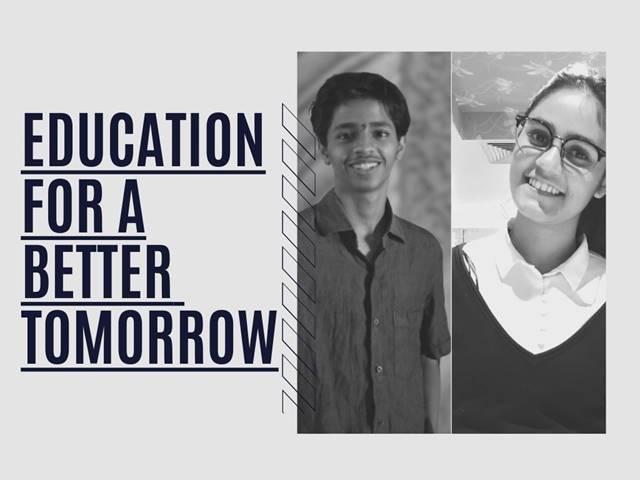 #ItsPossible: Hardwork and Right Mentorship help Yashesswin and Raisha earn Full Scholarships to 'dream' Indian Universities