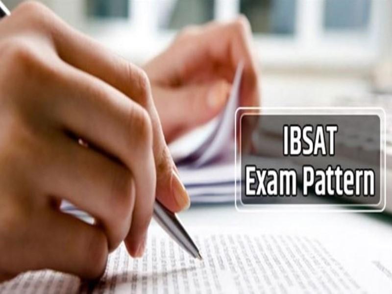 IBSAT 2021 Exam Pattern