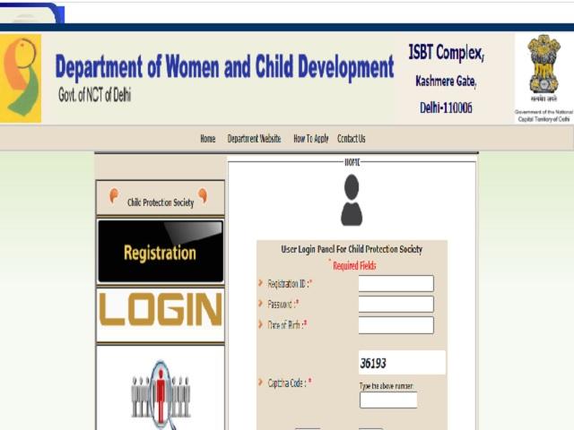 WCD Delhi Recruitment 2021
