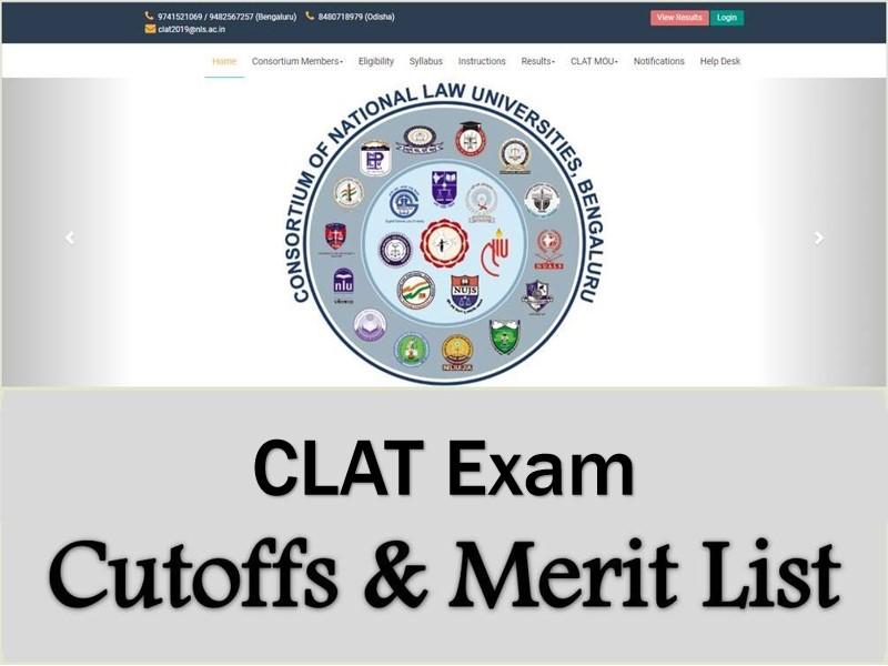 CLAT 2021 Cutoffs