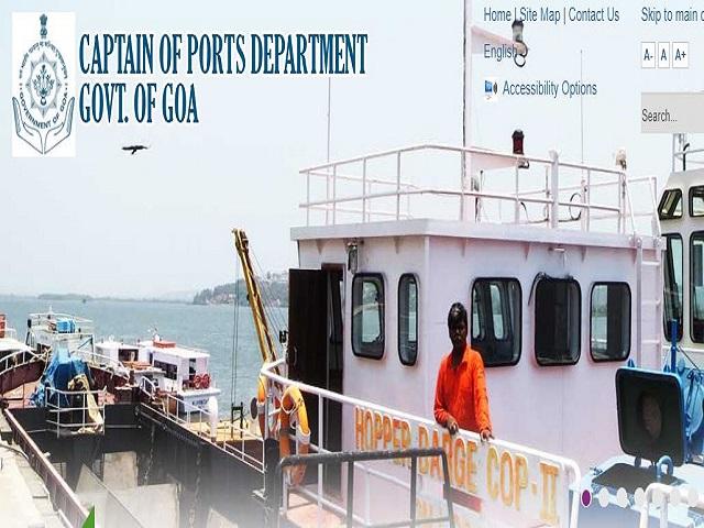 Captain of Ports Recruitment 2021