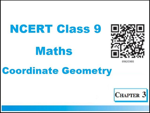 NCERT Class 9 Maths Chapter 3 Coordinate Geometry