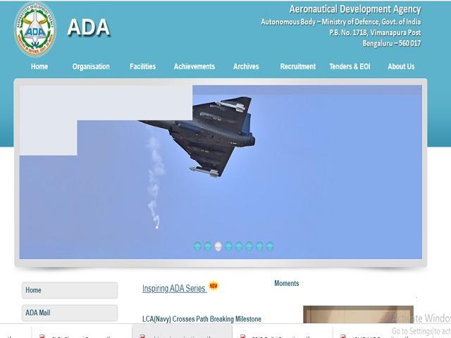ADA Recruitment 2021: Apply Project Engineer Posts