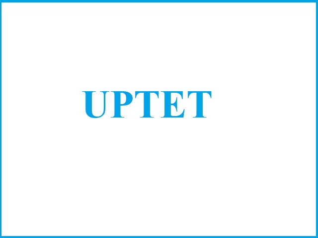 UPTET 2021