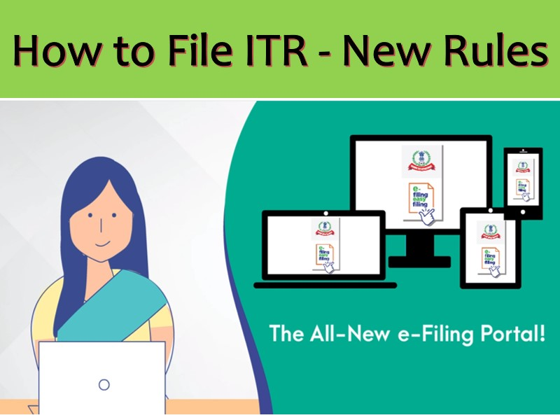 How to File an ITR